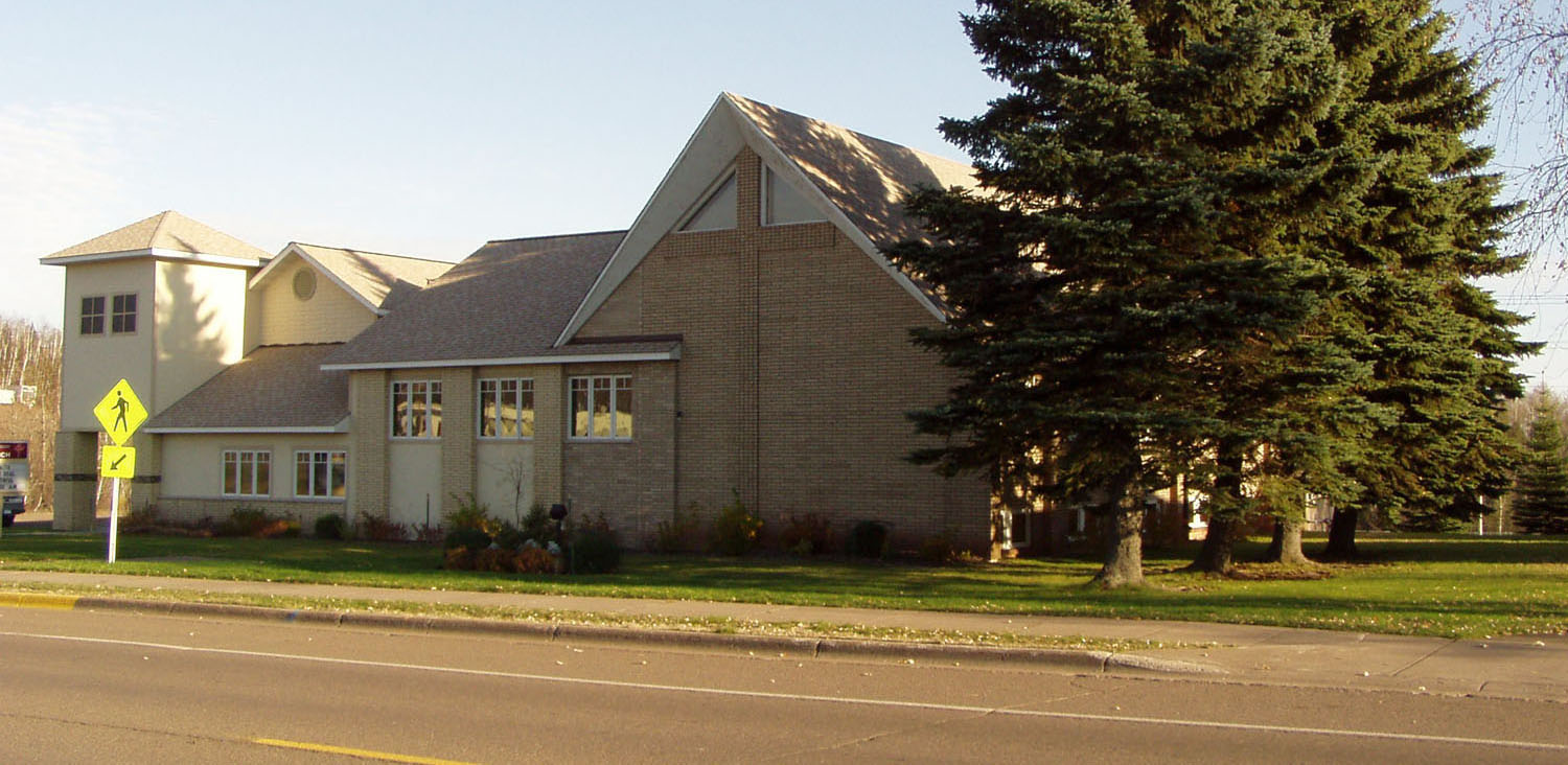 Faith Lutheran Church building